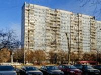 Хорошёвский район, Хорошевское шоссе, дом 24. многоквартирный дом