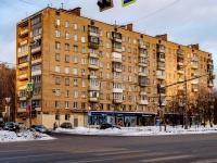Бабушкинский район, улица Енисейская, дом 11. многоквартирный дом