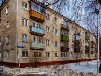 Бабушкинский район, улица Енисейская, дом 13 к.1. многоквартирный дом