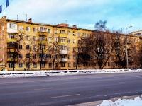 Бабушкинский район, улица Енисейская, дом 15. многоквартирный дом