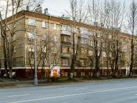 Бабушкинский район, улица Енисейская, дом 20. многоквартирный дом