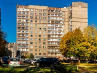 Бабушкинский район, улица Енисейская, дом 22 к.2. многоквартирный дом