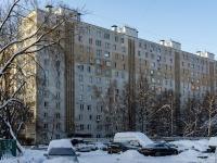 Бабушкинский район, улица Енисейская, дом 24. многоквартирный дом