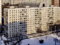 Бабушкинский район, улица Енисейская, дом 25. многоквартирный дом