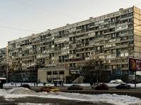 Бабушкинский район, улица Енисейская, дом 26. многоквартирный дом