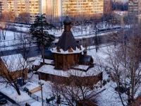 Бабушкинский район, улица Енисейская, дом 14. храм Благовещения Пресвятой Богородицы в Раево