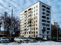 Бабушкинский район, улица Искры, дом 19. многоквартирный дом