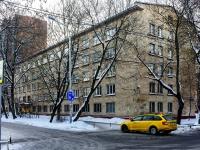Бабушкинский район, улица Ленская, дом 7. общежитие