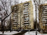 Бабушкинский район, улица Ленская, дом 8 к.2. многоквартирный дом