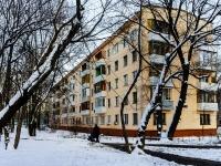 Бабушкинский район, улица Ленская, дом 9. многоквартирный дом