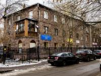 Бабушкинский район, улица Ленская, дом 10 к.1. офисное здание