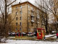 Бабушкинский район, улица Ленская, дом 10 к.2. многоквартирный дом