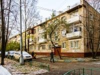 Бабушкинский район, улица Ленская, дом 10 к.3. многоквартирный дом