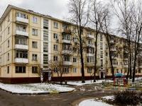 Бабушкинский район, улица Ленская, дом 12. многоквартирный дом