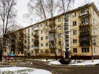 Бабушкинский район, улица Ленская, дом 14. многоквартирный дом