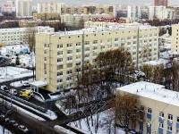 Бабушкинский район, улица Ленская, дом 15 с.5. больница Городская клиническая больница им. А.К. Ерамишанцева