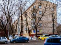 Бабушкинский район, улица Ленская, дом 17. многоквартирный дом