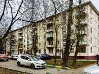 Бабушкинский район, улица Ленская, дом 18. многоквартирный дом