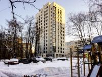 Бабушкинский район, улица Лётчика Бабушкина, дом 17 к.3. многоквартирный дом