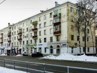 Бабушкинский район, улица Лётчика Бабушкина, дом 23. многоквартирный дом