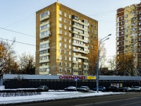 Бабушкинский район, улица Лётчика Бабушкина, дом 24. многоквартирный дом