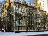 Бабушкинский район, улица Лётчика Бабушкина, дом 27. многоквартирный дом
