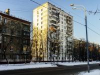 Бабушкинский район, улица Лётчика Бабушкина, дом 29 к.1. многоквартирный дом
