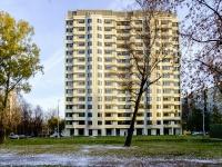 Бабушкинский район, улица Лётчика Бабушкина, дом 29 к.2. многоквартирный дом