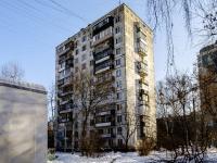 Бабушкинский район, улица Лётчика Бабушкина, дом 29 к.3. многоквартирный дом