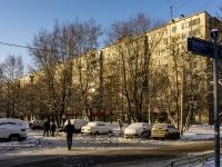 Бабушкинский район, улица Лётчика Бабушкина, дом 31. многоквартирный дом
