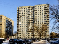 Бабушкинский район, улица Лётчика Бабушкина, дом 31 к.2. многоквартирный дом