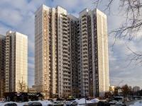Бабушкинский район, улица Лётчика Бабушкина, дом 32 к.1. многоквартирный дом