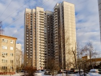 Бабушкинский район, улица Лётчика Бабушкина, дом 32 к.2. многоквартирный дом