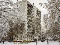 Бабушкинский район, улица Лётчика Бабушкина, дом 33 к.1. многоквартирный дом
