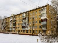 Бабушкинский район, улица Лётчика Бабушкина, дом 33 к.3. многоквартирный дом