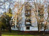 Бабушкинский район, улица Лётчика Бабушкина, дом 33 к.5. многоквартирный дом