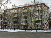 Бабушкинский район, улица Менжинского, дом 7. многоквартирный дом