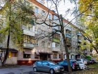 Бабушкинский район, улица Менжинского, дом 9. многоквартирный дом