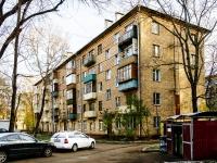 Бабушкинский район, улица Менжинского, дом 11 к.1. многоквартирный дом