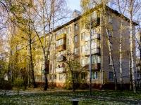 Бабушкинский район, улица Менжинского, дом 11 к.2. многоквартирный дом