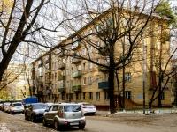Бабушкинский район, улица Менжинского, дом 13 к.1. многоквартирный дом