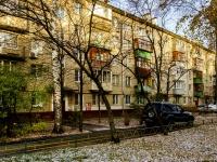 Бабушкинский район, улица Менжинского, дом 13 к.2. многоквартирный дом