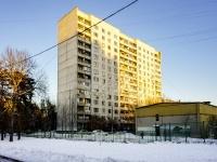 Бабушкинский район, улица Менжинского, дом 13 к.3. многоквартирный дом