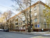 Бабушкинский район, улица Менжинского, дом 15 к.1. многоквартирный дом