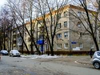 Бабушкинский район, улица Менжинского, дом 15 к.2. многоквартирный дом
