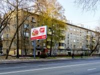 Бабушкинский район, улица Менжинского, дом 17 к.1. многоквартирный дом