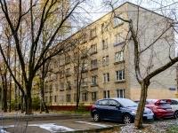 Бабушкинский район, улица Менжинского, дом 17 к.2. многоквартирный дом