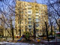 Бабушкинский район, улица Менжинского, дом 18. многоквартирный дом