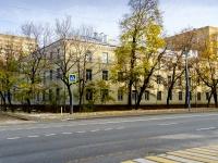 Бабушкинский район, улица Менжинского, дом 20 к.1. многоквартирный дом