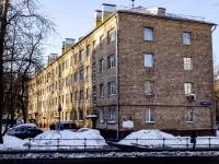 Бабушкинский район, улица Менжинского, дом 19 к.1. многоквартирный дом